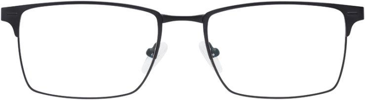 PRESCRIPTION-GLASSES-MODEL-FX-110-BLACK-FRONT