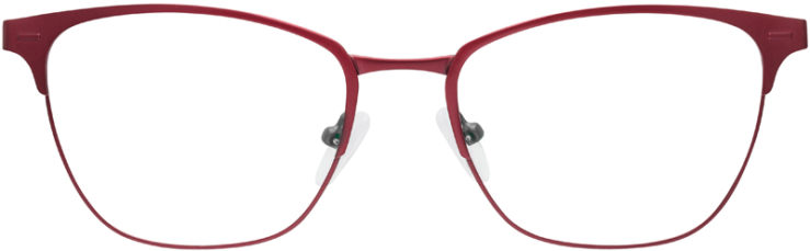 PRESCRIPTION-GLASSES-MODEL-FX-111-BURGUNDY-FRONT