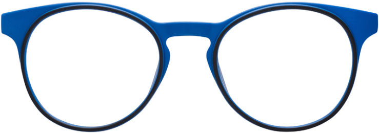 PRESCRIPTION-GLASSES-MODEL-LOL-BLUE-BLACK-FRONT