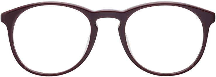 PRESCRIPTION-GLASSES-MODEL-PRADA-JOURNAL-VPR19S-F-BURGUNDY-FRONT