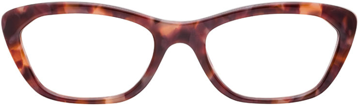 PRESCRIPTION-GLASSES-MODEL-PRADA-VPR03Q-PINK-TORTOISE-FRONT
