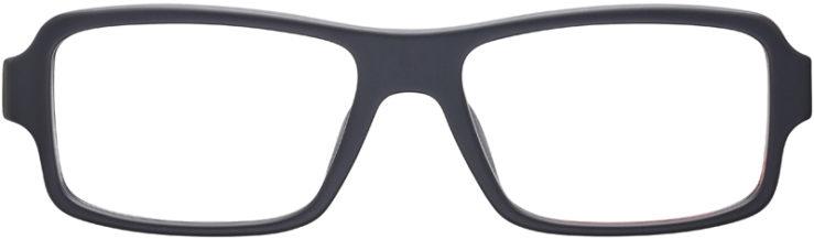 PRESCRIPTION-GLASSES-MODEL-PRADA-VPS01G-MATTE-GREY-FRONT