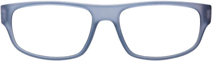 PRESCRIPTION-GLASSES-MODEL-PRADA-VPS03G-MATTE-GREY-BURGUNDY-FRONT
