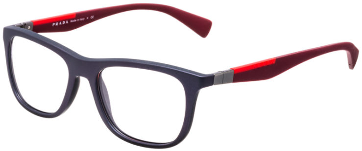 PRESCRIPTION-GLASSES-MODEL-PRADA-VPS04F-MATTE-GREY-BURGUNDY-45