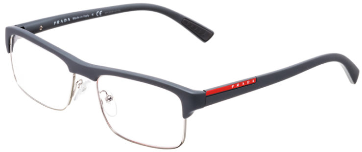 PRESCRIPTION-GLASSES-MODEL-PRADA-VPS06F-MATTE-GREY-SILVER-45