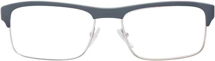 PRESCRIPTION-GLASSES-MODEL-PRADA-VPS06F-MATTE-GREY-SILVER-FRONT