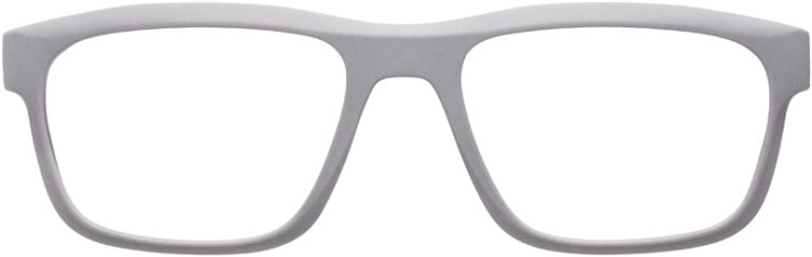 PRESCRIPTION-GLASSES-MODEL-PRADA-VPS07G-MATTE-GREY-FRONT