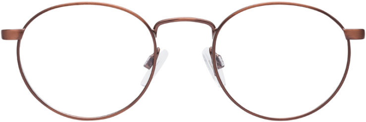 PRESCRIPTION-GLASSES-MODEL-PT-96-BROWN-FRONT