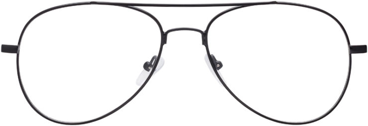 PRESCRIPTION-GLASSES-MODEL-PT-98-BLACK-FRONT