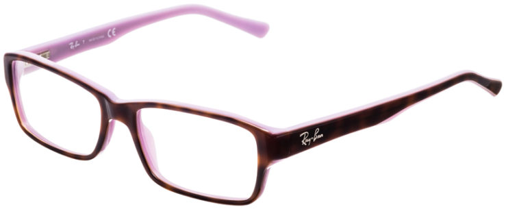 PRESCRIPTION-GLASSES-MODEL-RAY-BAN-RB5169-TORTOISE-PURPLE-45