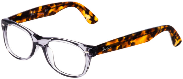 PRESCRIPTION-GLASSES-MODEL-RAY-BAN-RB5184-GREY-TORTOISE-45