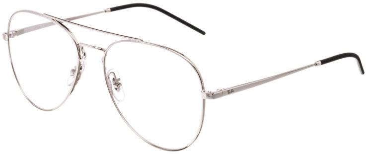 PRESCRIPTION-GLASSES-MODEL-RAY-BAN-RB6413-SILVER-45