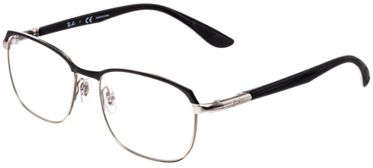 PRESCRIPTION-GLASSES-MODEL-RAY-BAN-RB6420-BLACK-SILVER-45
