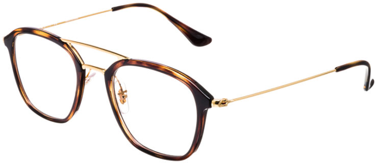 PRESCRIPTION-GLASSES-MODEL-RAY-BAN-RB7098-TORTOISE-45