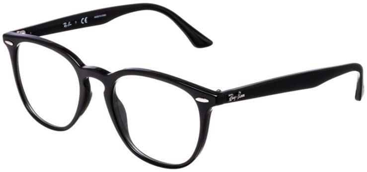 PRESCRIPTION-GLASSES-MODEL-RAY-BAN-RB7159-BLACK-45