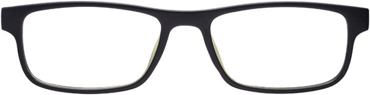 PRESCRIPTION-GLASSES-MODEL-STORY-BLACK-GREEN-FRONT