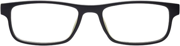 PRESCRIPTION-GLASSES-MODEL-STORY-BLACK-GREEN-FRONT