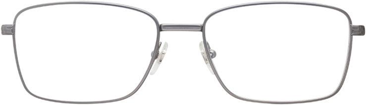 PRESCRIPTION-GLASSES-MODEL-VERSACE-1227-MATTE-SILVER-FRONT