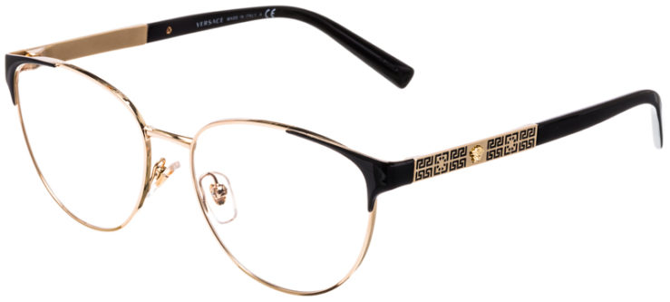 PRESCRIPTION-GLASSES-MODEL-VERSACE-1238-BLACK-GOLD-45
