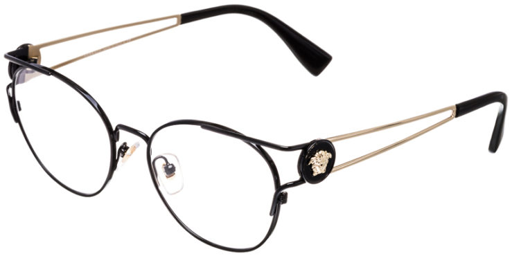 PRESCRIPTION-GLASSES-MODEL-VERSACE-1250-BLACK-GOLD-45