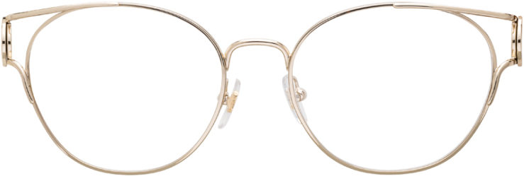 PRESCRIPTION-GLASSES-MODEL-VERSACE-1250-GOLD-FRONT