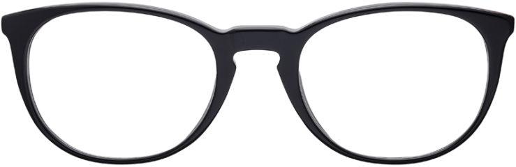PRESCRIPTION-GLASSES-MODEL-VERSACE-3227-BLACK-GOLD-FRONT