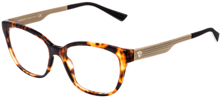PRESCRIPTION-GLASSES-MODEL-VERSACE-3240-TORTOISE-GOLD-45