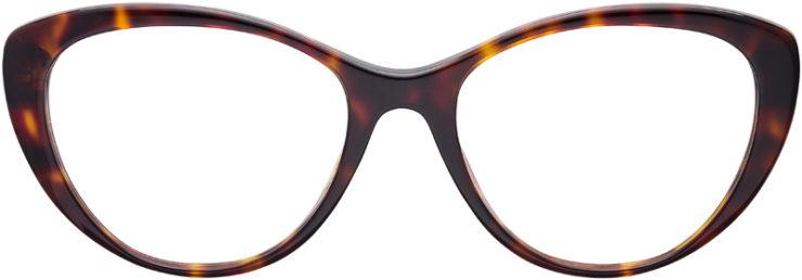 PRESCRIPTION-GLASSES-MODEL-VERSACE-3246-B-TORTOISE-FRONT