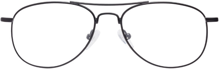 PRESCRIPTION-GLASSES-MODEL-VP-135-BLACK-FRONT