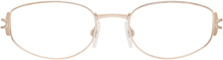 PRESCRIPTION-GLASSES-MODEL-CERRUTI-1881-C1886A-GOLD-FRONT