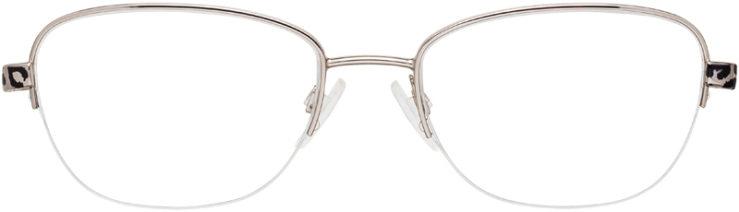 PRESCRIPTION-GLASSES-MODEL-MICHAEL-KORS-MK3007-SADIE-VI-SILVER-FRONT