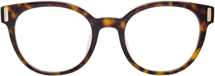 PRESCRIPTION-GLASSES-MODEL-PRADA-VPR06T-F-TORTOISE-FRONT