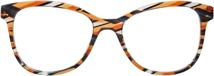 PRESCRIPTION-GLASSES-MODEL-PRADA-VPR12T-BROWN-GREY-TORTOISE.GREY-FRONT