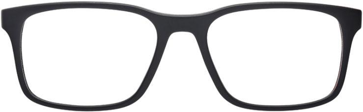 PRESCRIPTION-GLASSES-MODEL-PRADA-VPS01L-MATTE-BLACK-FRONT