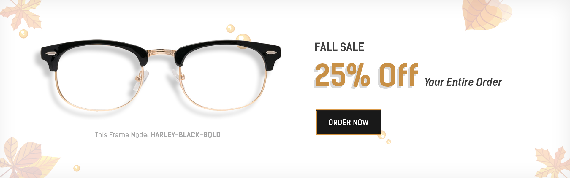 Fall Sale Prescription glasses