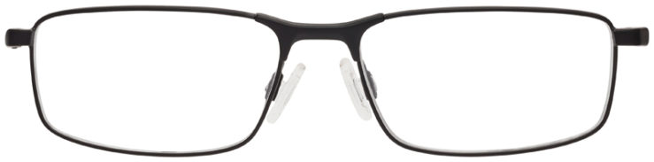 PRESCRIPTION-GLASSES-MODELOAKLEY-BARSPIN-XS-MATTE-BLACK-FRONT