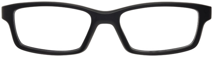 PRESCRIPTION-GLASSES-MODELOAKLEY-CROSSLINK-ZERO-SATIN-BLACK-FRONT