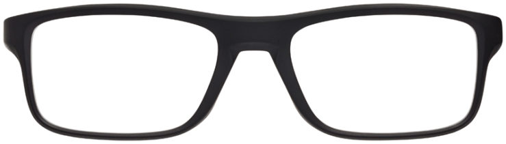 PRESCRIPTION-GLASSES-MODELOAKLEY-PLANK-2.0-SATIN-BLACK-FRONT