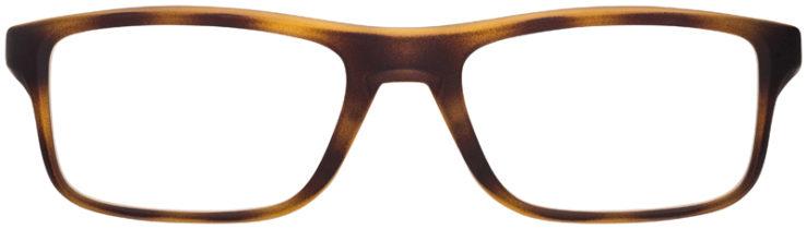 PRESCRIPTION-GLASSES-MODELOAKLEY-PLANK-2.0-SOFT-TOUCH-TORTOISE-FRONT