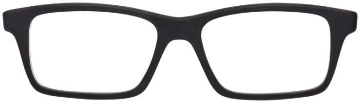 PRESCRIPTION-GLASSES-MODELOAKLEY-SHIFTER-XS-SATIN-BLACK-FRONT