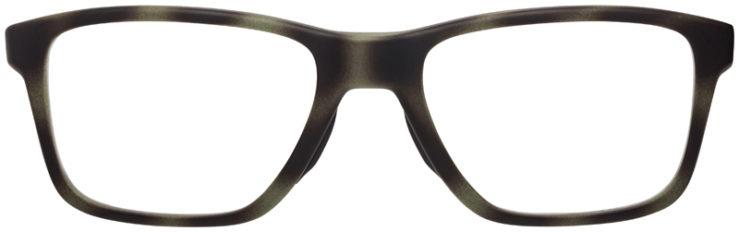 PRESCRIPTION-GLASSES-MODELOAKLEY-TRIM-PLANE-MATTE-GREEN-TORTOISE-FRONT