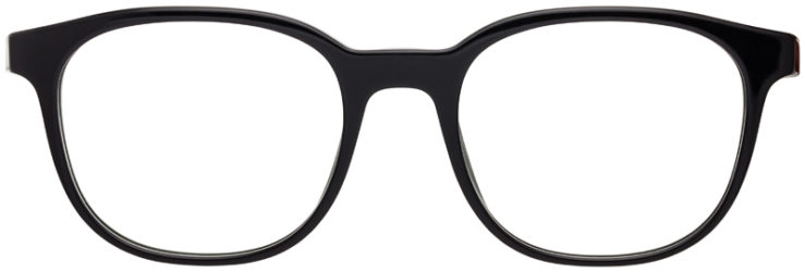 PRESCRIPTION-GLASSES-MODELPRADA-VPR04U-BLACK-FRONT