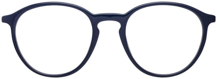 PRESCRIPTION-GLASSES-MODELPRADA-VPR13T-BLUE-BEIGE-FRONT