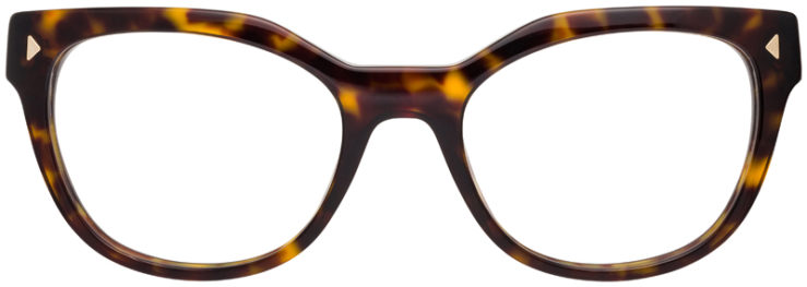PRESCRIPTION-GLASSES-MODELPRADA-VPR21S-TORTOISE-FRONT
