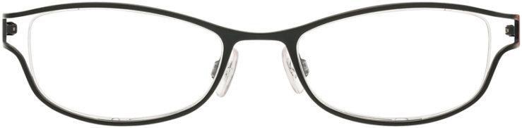 PRESCRIPTION-GLASSES-MODEL-KENNETH COLE KC0169-MATTE BLACK-FRONT