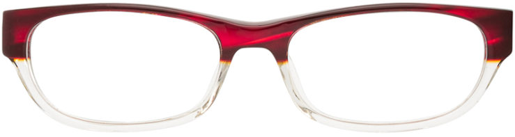 PRESCRIPTION-GLASSES-MODEL-KENNETH COLE KC144-BURGUNDY CLEAT-FRONT