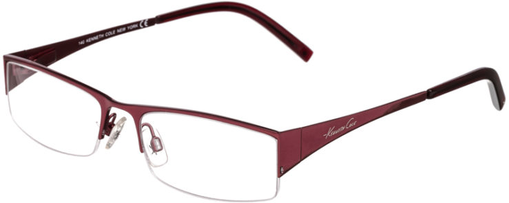 PRESCRIPTION-GLASSES-MODEL-KENNETH COLE KC146-BURGUNDY-45