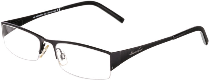 PRESCRIPTION-GLASSES-MODEL-KENNETH COLE KC146-MATTE BLACK-45
