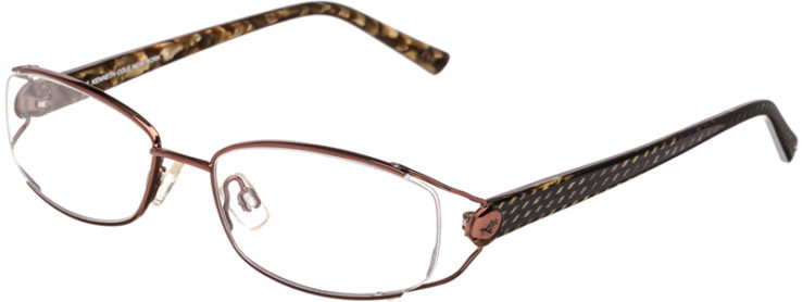 PRESCRIPTION-GLASSES-MODEL-KENNETH COLE KC149-COPPER -45