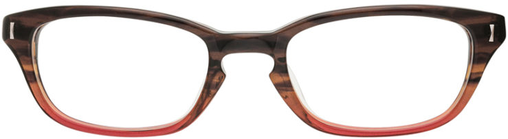 PRESCRIPTION-GLASSES-MODEL-KENNETH COLE KC171-BROWN GRADIENT-FRONT